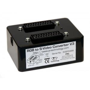 RGB (SCART) to S-Video Converter PAL V3