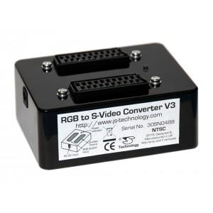 RGB (SCART) to S-Video Converter NTSC V3
