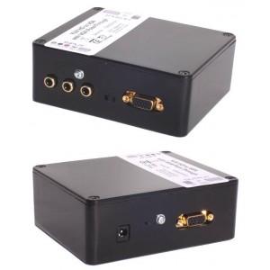 YUV HD to VGA Converter with VGA-Pass Through
