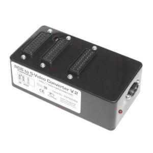 RGB (SCART) to S-Video Converter