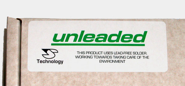 Lead free soldering process